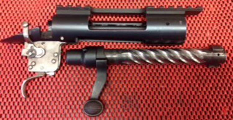 Customisation   Steve Kershaw Firearms